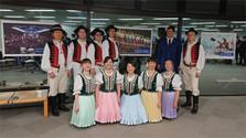Slovenský folklór v Japonsku