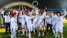 Spartak Trnava wins Slovak Cup