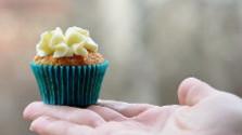 Vanilkové cupcaky