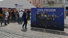 Who is on Team Freedom?