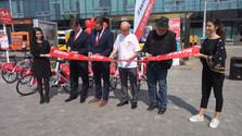 Bikesharing v Košiciach