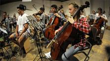 Das Slowakische Jugendorchester