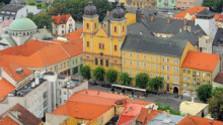 Uličkami starého Trenčína