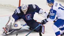Eishockey-WM: Slowakei besiegt Frankreich