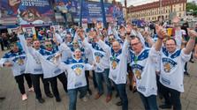 Eishockey-WM: Erste Spiele, erste Eindrücke