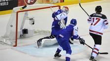 Eslovaquia cayó ante Canadá 5:6 en Campeonato Mundial de hockey sobre hielo