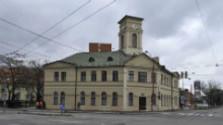 Budova konskej železnice v Bratislave