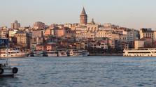 785 - Cesta do Istanbulu