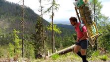 Súťaž horských nosičov v Tatrách