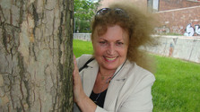 Jubilujúca herečka Oľga Šalagová