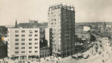 Manderlák - prvý bratislavský mrakodrap