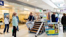 Výstava kompenzačných pomôcok pre zdravotne postihnutých