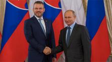 Делегация СР завершила визит в РФ в Санкт-Петербурге