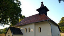 Husitský kostol v Jabloňovciach