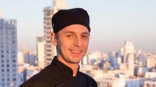 Iacub: cocinero, cuyos platos están servidos con el arte