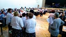 Stretnutie seniorských klubov Banskej Bystrice