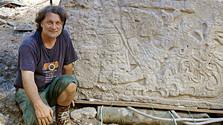 El equipo de científicos eslovacos destapa los enigmas mayas