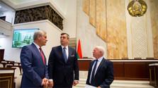 Danko: Ukrainians go to Poland, we'd like to have Belarusians