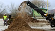 В Топольчанох начали перерабатывать биоотходы по - новому