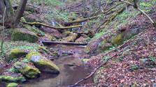 Vodopády na Kotmanovskom potoku
