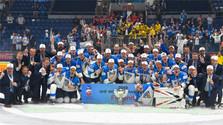 Onnittelut Suomeen!
