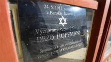 Dežo Hoffman y Banská Štiavnica
