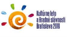 Kultúrne leto a Hradné slávnosti Bratislava 2019
