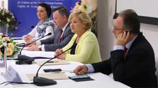 Встреча министров культуры В4 в Виглаше