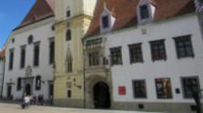 Minulosť a súčasnosť bratislavskej Starej radnice