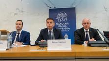 Banco Nacional Eslovaco presenta previsiones de crecimiento económico para los próximos aňos