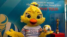 Futbal - MS 2019 ŽIEN - zápasy