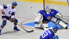 Словаки 4-ый раз подряд чемпионы мира по хоккейболу!