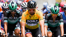 Sagan po 4. etape Okolo Švajčiarska
