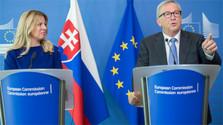 Z. Čaputová : l'avenir du pays est au sein d'une forte Union