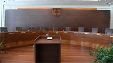 Выборы кандидатов в Конституционный суд