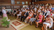 62 étrangers ont étudié le slovaque à l'université d'été