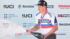 Sagan je majster Slovenska