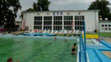 V odraze vody: Kúpanie v Piešťanoch