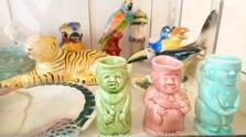 Der Charme der Steingut-Gärten: Keramik-Ausstellung in Kremnica