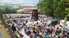 Casi 400 000 personas asisten a la Peregrinación de Levoča