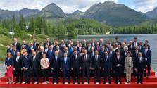 Concluye en Altos Tatras reunión informal de cancilleres de países de la OSCE