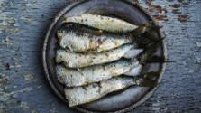 Ryby v alobale s brokolicou