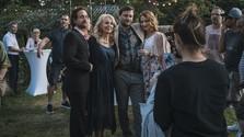 Padla prvá klapka nového seriálu Hniezdo
