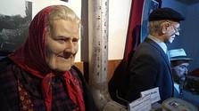 Nosferatu in Wachs: Die historische Mühle von Závada