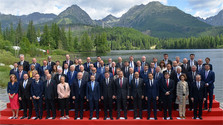 Conflict and stability discussed by foreign ministers