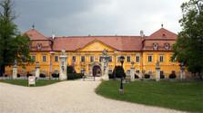 Poklady strednej Európy v kaštieli v Marcheggu