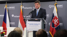 Lajčák na konferencii Atlantic Council