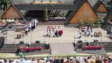 Festival folclórico de Detva 2019