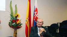 Vladimír Oleríny: fundador de la hispanística eslovaca