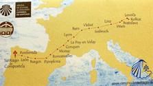 Eslovaquia se incorporó oficialmente al Camino de Santiago